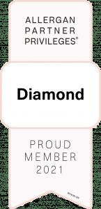 app 2021 diamond status decal 145x300 1