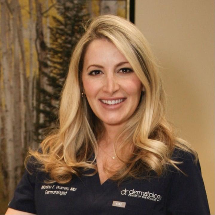 Maxine Warren board certified dermatologist longmont and boulder and Estes Park