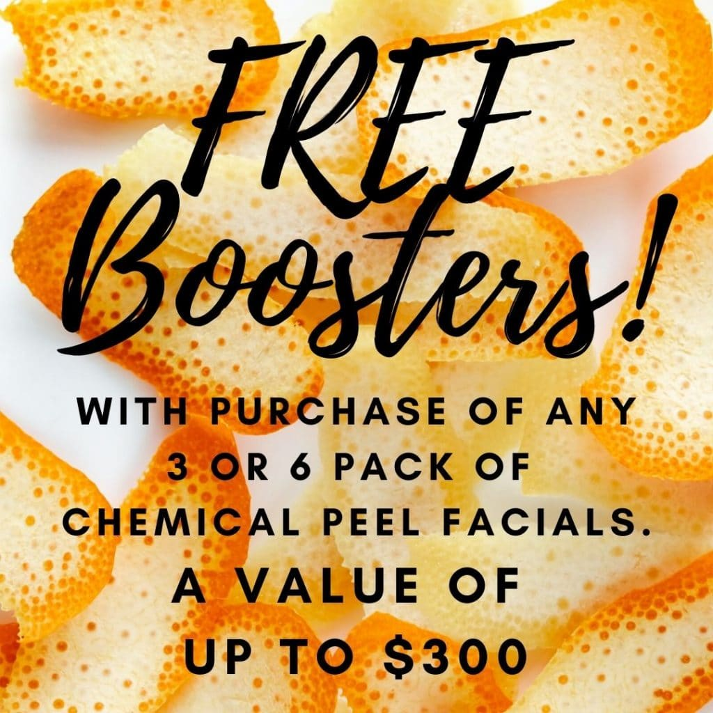 FREE Boosters